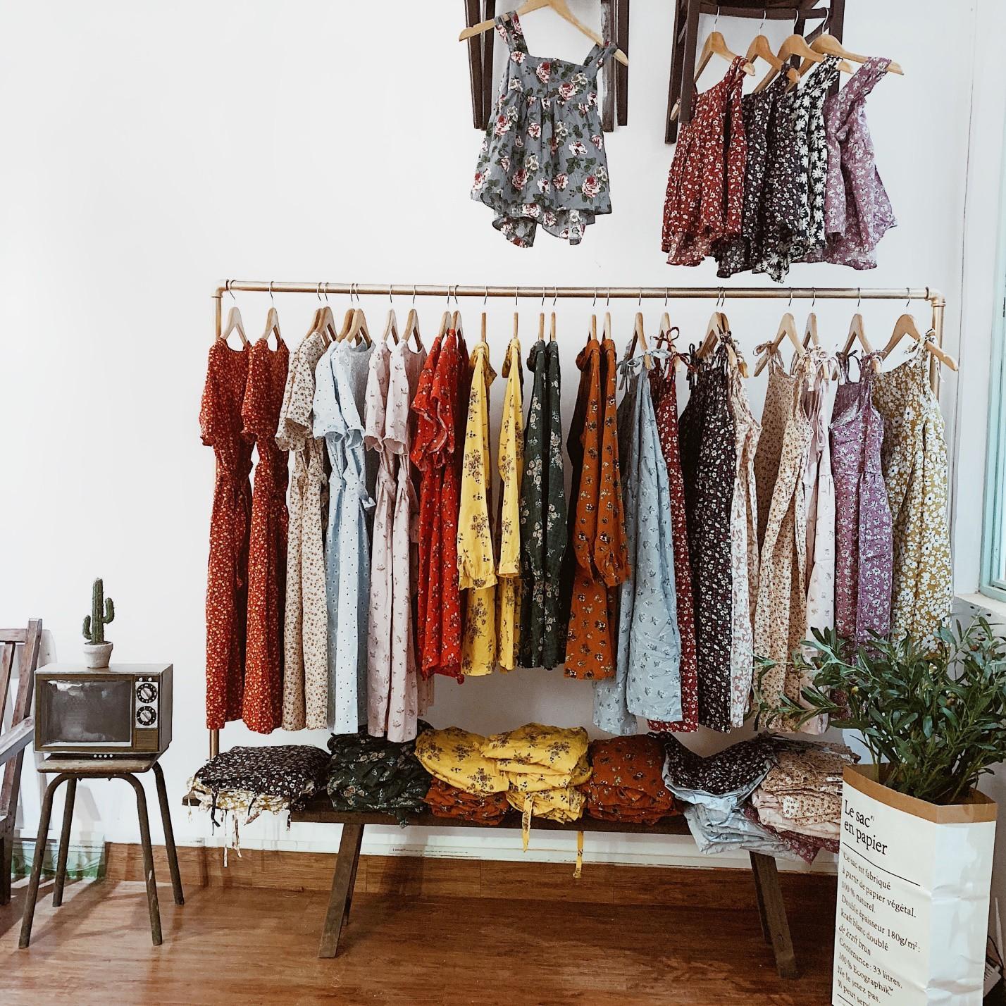 Làhoa: tiệm đồ trong veo mang phong cách vintage, retro - Ảnh 5.