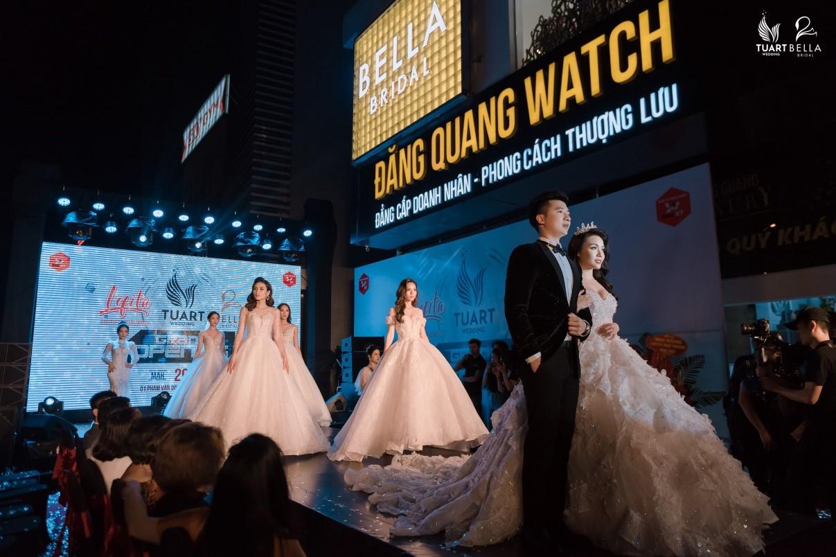 DaLAB hội ngộ cùng dàn hot girl Hà thành tại sự kiện khai trương - Ảnh 3.