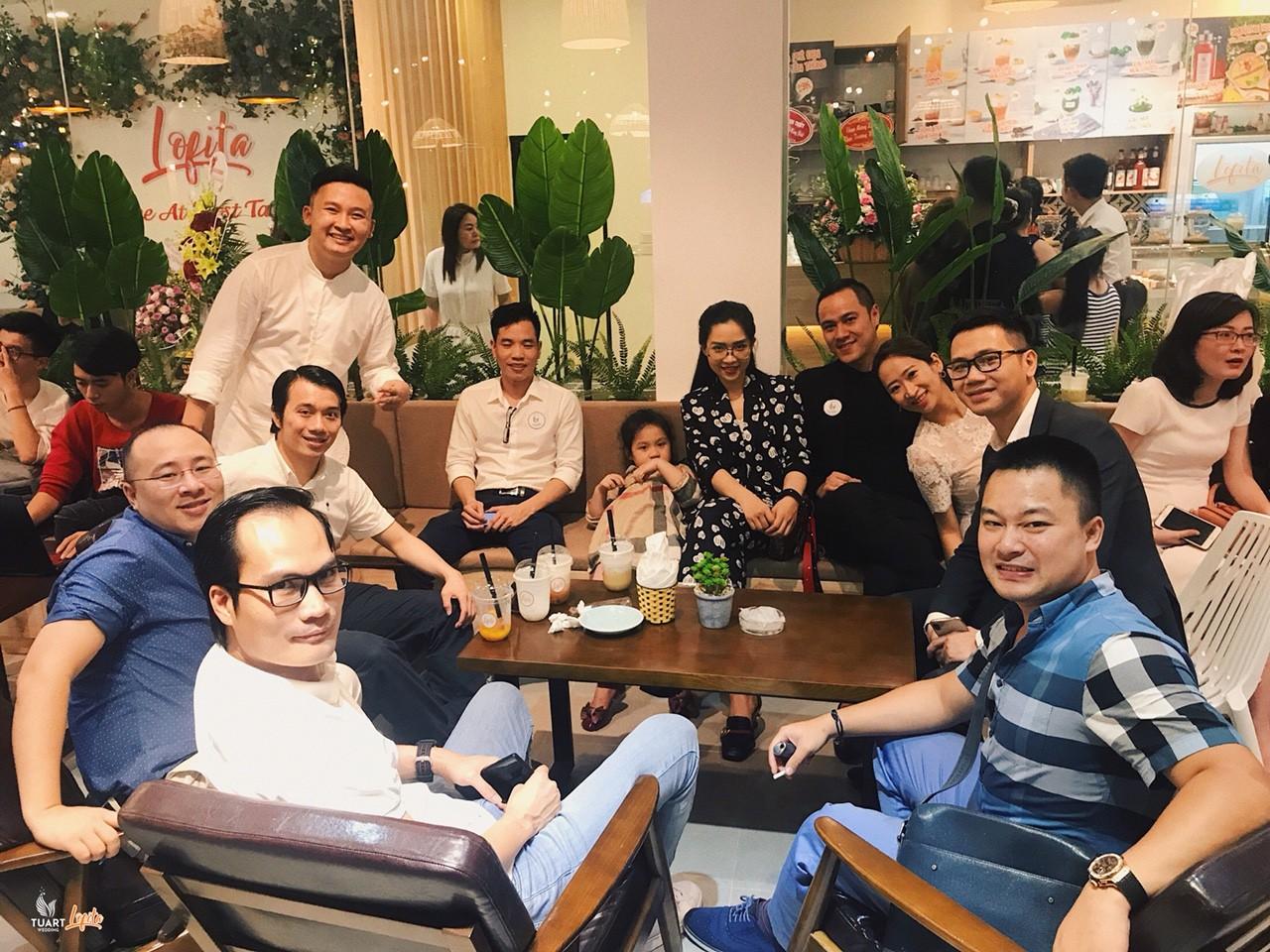 DaLAB hội ngộ cùng dàn hot girl Hà thành tại sự kiện khai trương - Ảnh 6.