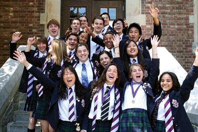 Phỏng vấn học bổng lên đến 200 triệu đồng cùng trường nội trú Canada - Ảnh 1.