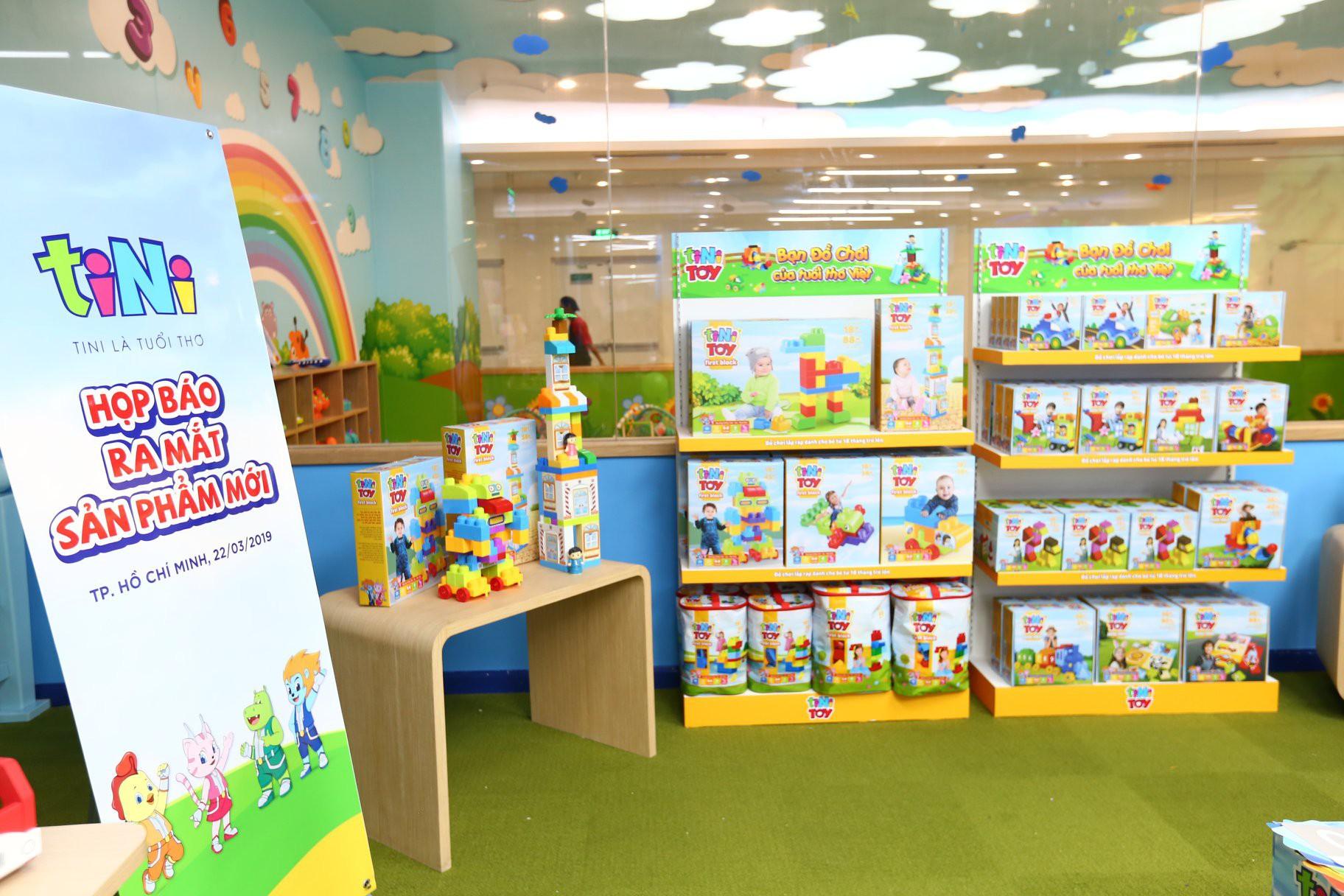 - photo 2 155477714378957481779 - tiNiToy Block hay câu chuyện về bộ đồ chơi trong mơ của trẻ