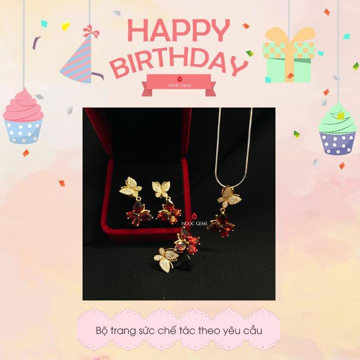 Kỉ niệm sinh nhật 3 tuổi, Ngọc Gems chơi lớn tặng kim cương thiên nhiên tri ân khách hàng - Ảnh 4.