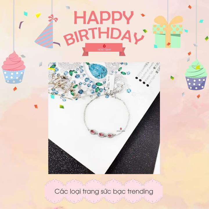 Kỉ niệm sinh nhật 3 tuổi, Ngọc Gems chơi lớn tặng kim cương thiên nhiên tri ân khách hàng - Ảnh 8.
