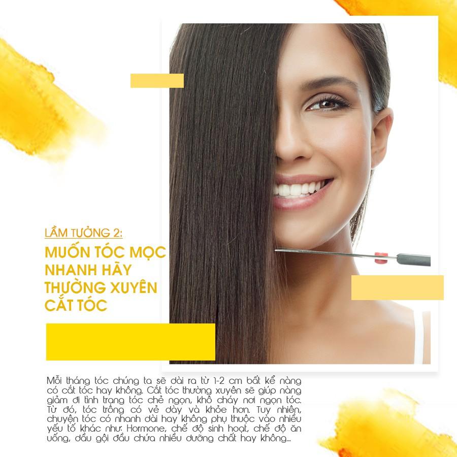 5 lầm tưởng các cô gái thường mắc phải khi chăm sóc tóc - Ảnh 2.