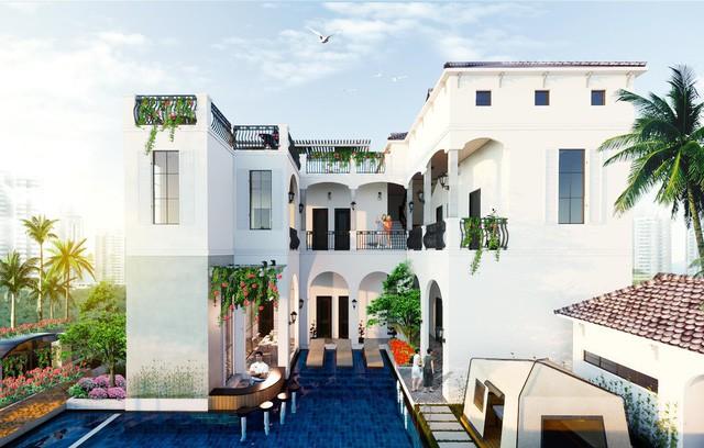 Xuất hiện biệt thự 11 phòng giá 7 tỷ, trên đồi ngắm hoàng hôn đẹp nhất Phan Thiết - Ảnh 2.
