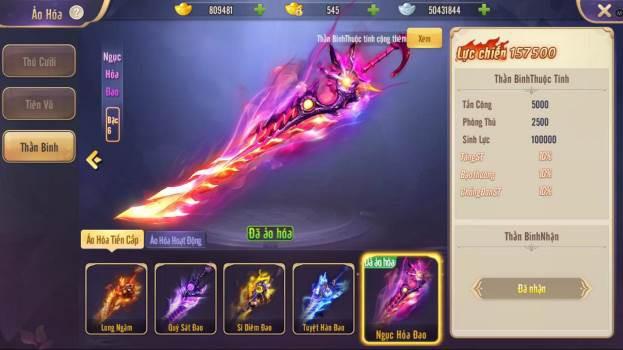 """Điều gì giúp Đại Kiếm Vương Mobile """"thu phục"""" game thủ chỉ sau 7 ngày ra mắt?"""
