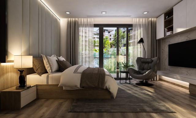 Xuất hiện biệt thự 11 phòng giá 7 tỷ, trên đồi ngắm hoàng hôn đẹp nhất Phan Thiết - Ảnh 9.