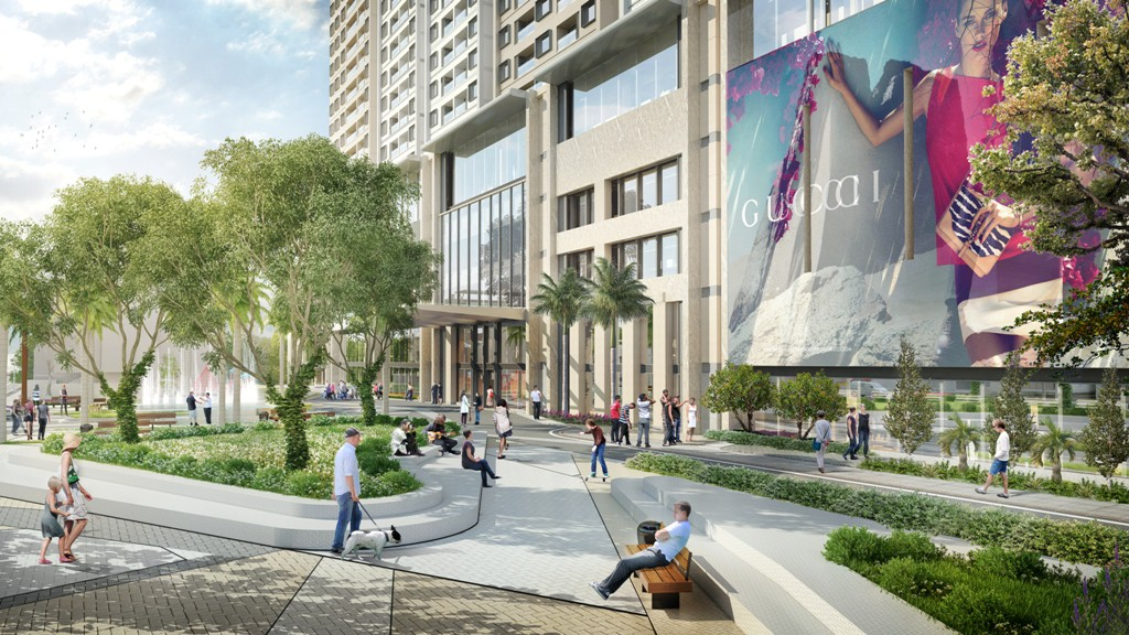 Sun Group chính thức khai trương trung tâm thương mại Sun Plaza Thụy Khuê - Ảnh 1.