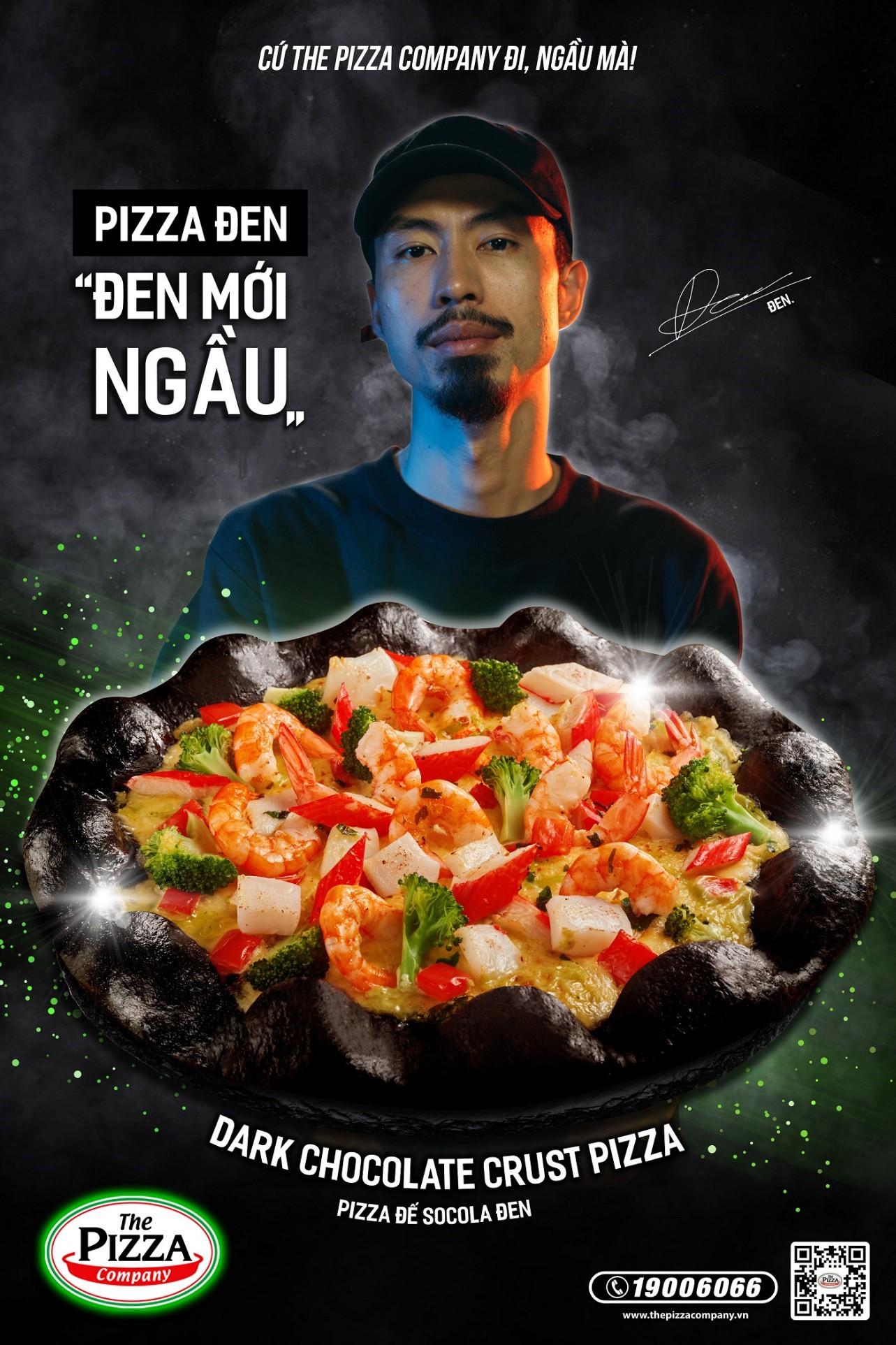 Đen Vâu góp mặt trong sự kiện ra mắt pizza mới khiến fan đi từ bất ngờ đến phấn khích tột đỉnh - Ảnh 10.