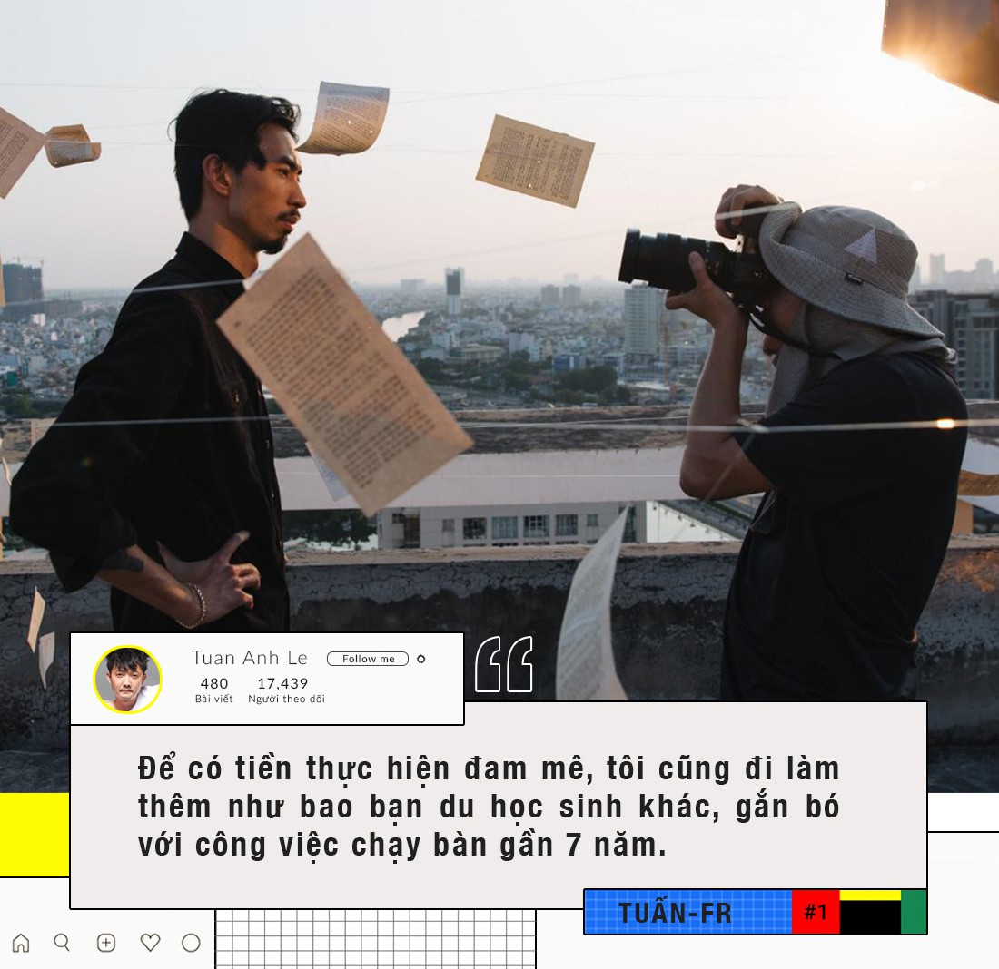 Tuấn Fr: Chàng thanh niên 7 năm chạy bàn khi đi du học Pháp tới nhiếp ảnh gia cho các tạp chí danh giá Việt Nam - Ảnh 5.