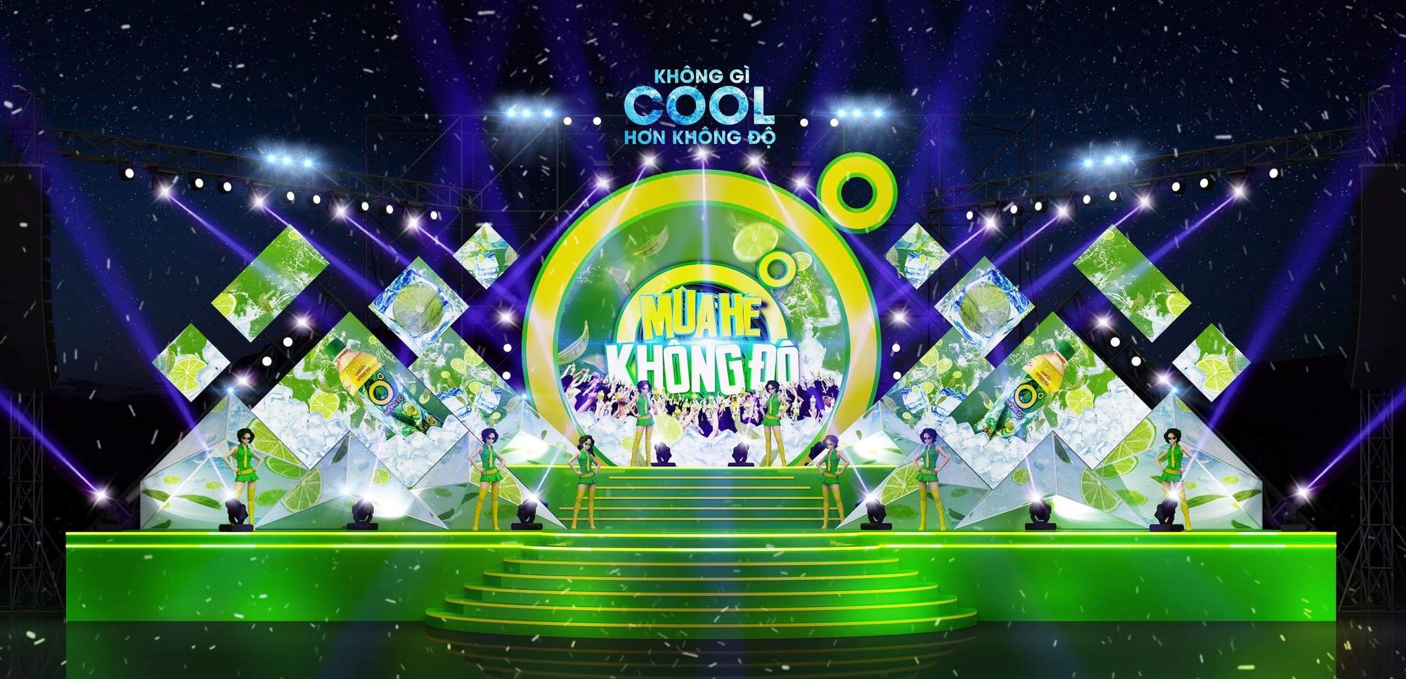 Trường Giang, Hòa Minzy, Đạt G đổ bộ lễ hội âm nhạc tại Cần Thơ - Ảnh 1.