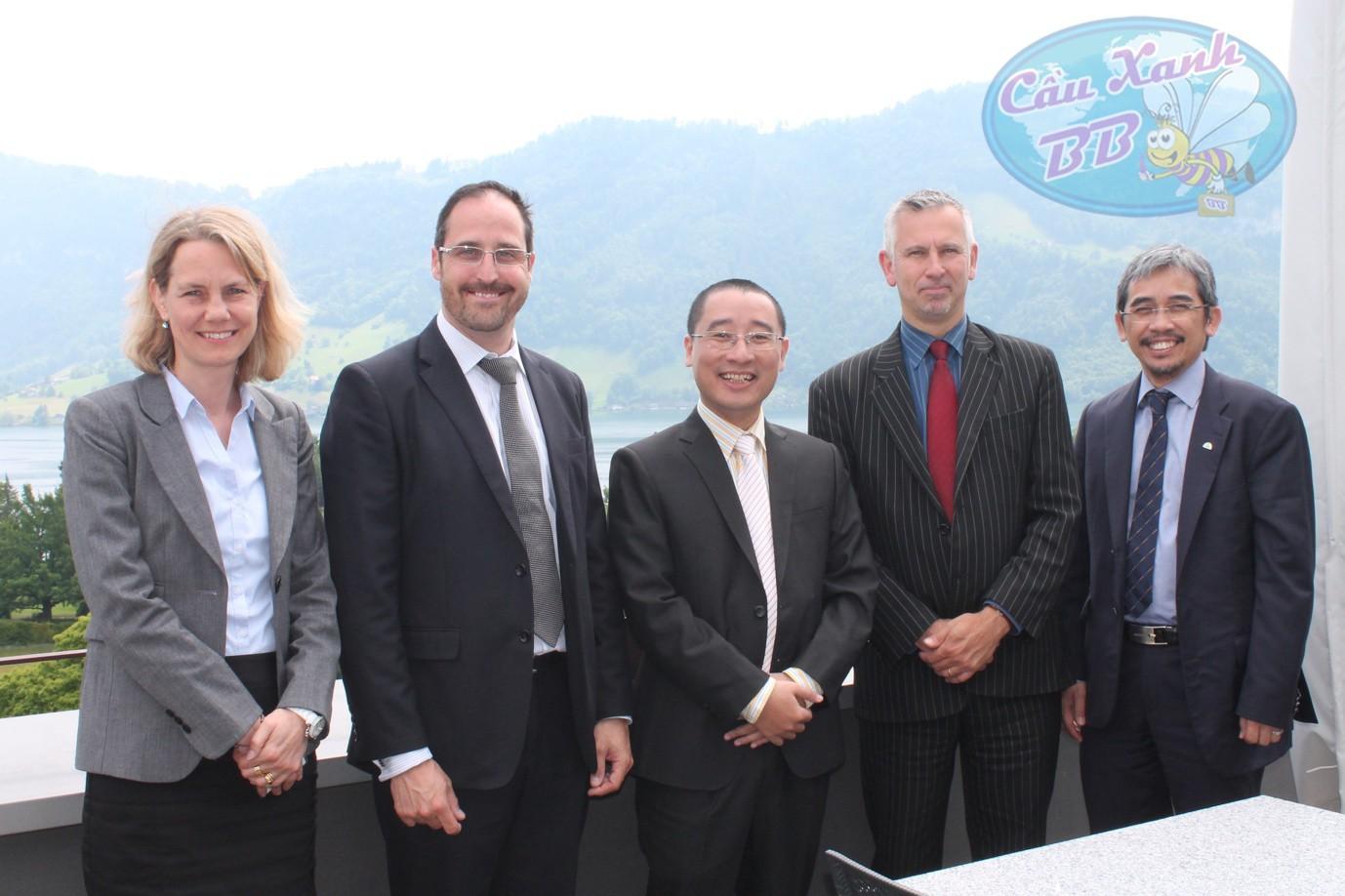 Hội thảo học bổng du học Thụy Sỹ, trường IMI - Ảnh 1.