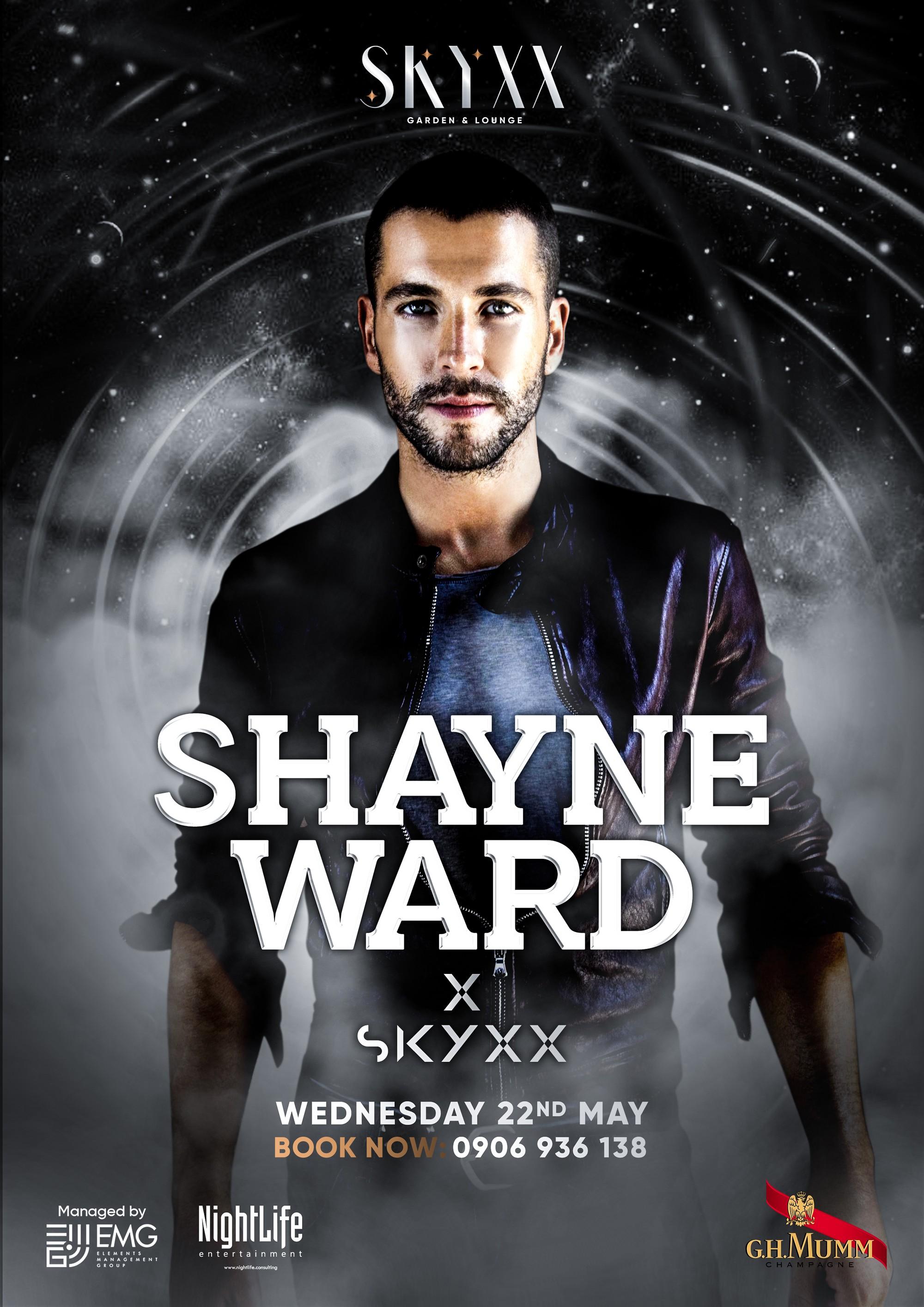 Shayne Ward chính thức xác nhận sẽ biểu diễn tại Sài Gòn - Ảnh 1.