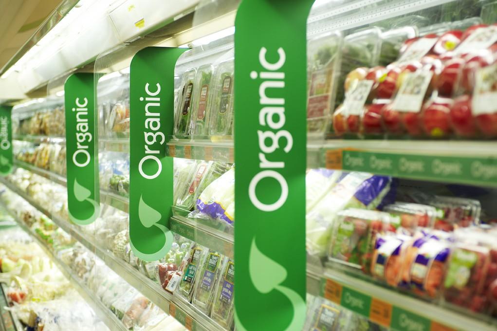 """thực phẩm organic - photo 1 15584277938232087821821 - Thực phẩm Organic """"lên ngôi"""" tại thị trường Việt Nam"""