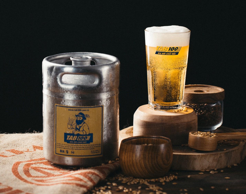 bia hơi - photo 2 1558435154553268239594 - Bia hơi Việt chất Đức: Thức uống bình dân được nâng lên tầm mới