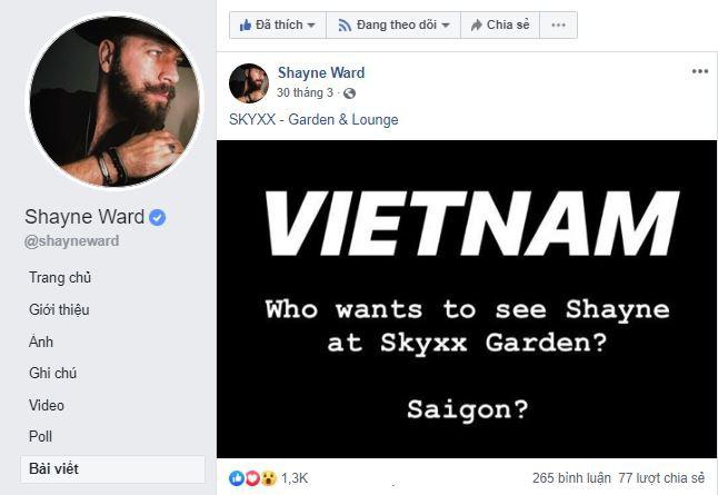 Shayne Ward chính thức xác nhận sẽ biểu diễn tại Sài Gòn - Ảnh 4.