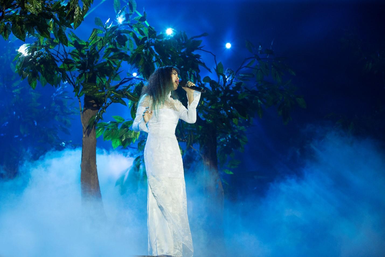 Hàng loạt ngôi sao âm nhạc hội tụ trong đêm nghệ thuật Câu chuyện hòa bình tại Quảng Bình - Ảnh 6.