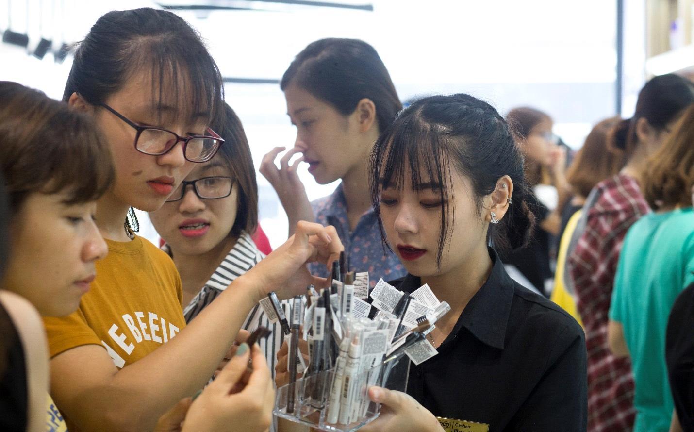 Phát sốt với Coco Shop 258 Bà Triệu – Thiên đường mỹ phẩm chính hãng tại Việt Nam, bật mí chương trình tặng son Tom Ford miễn phí - Ảnh 5.