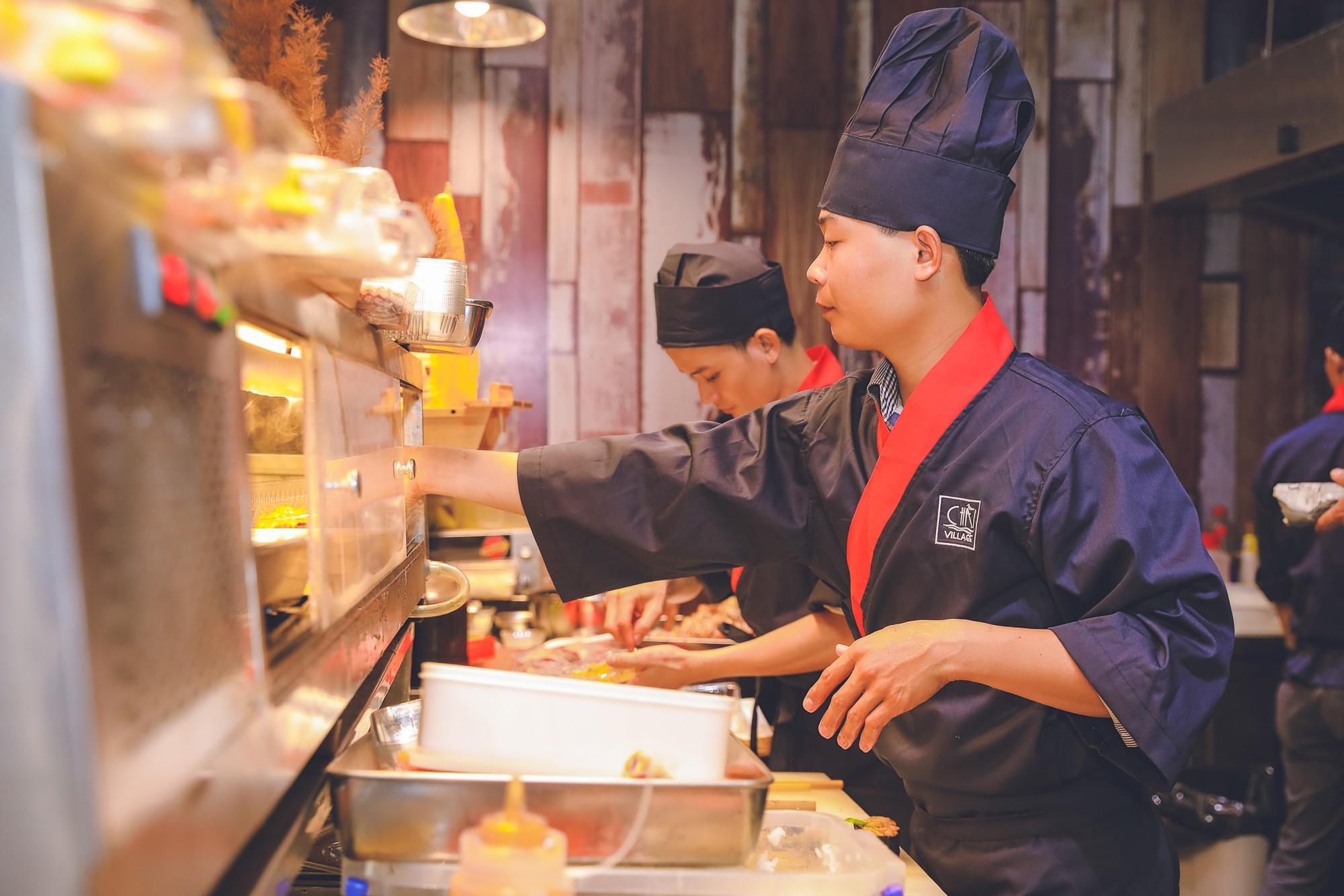 Chài Village: Sự dung hợp của yếu tố ẩm thực, văn hóa và không gian cảm nhận - Ảnh 4.