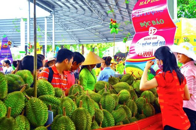 Lễ hội trái cây Nam Bộ lần thứ 15 với chuỗi hoạt động đậm đà văn hóa Nam Bộ - Ảnh 1.