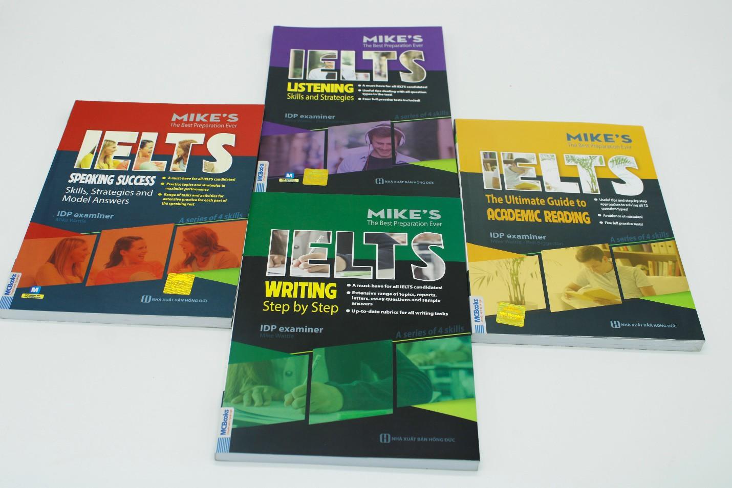 Bật mí IELTS MIKE'S – Bí kíp giúp bạn chinh phục điểm 8.0 kỳ thi IELTS - Ảnh 2.