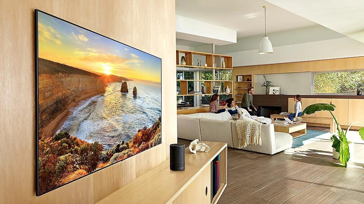 Top 4 TV Samsung màn hình lớn đáng mua - Ảnh 4.