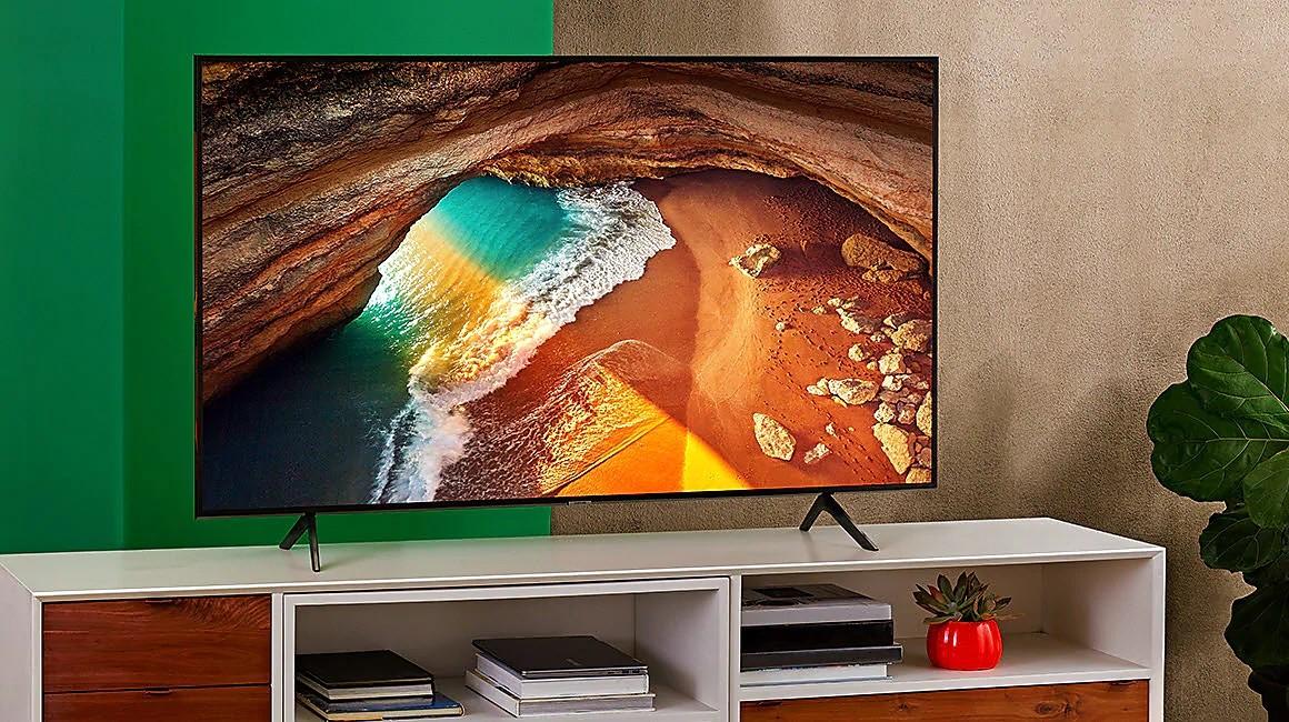 Top 4 TV Samsung màn hình lớn đáng mua - Ảnh 6.