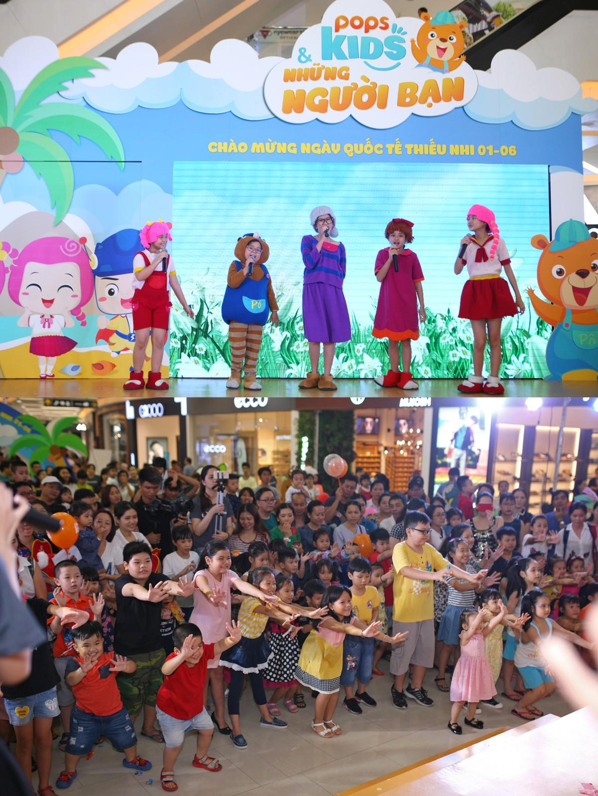 POPS Kids sẽ dẫn đội quân Pikachu đến thăm các bé vào quốc tế thiếu nhi - Ảnh 4.