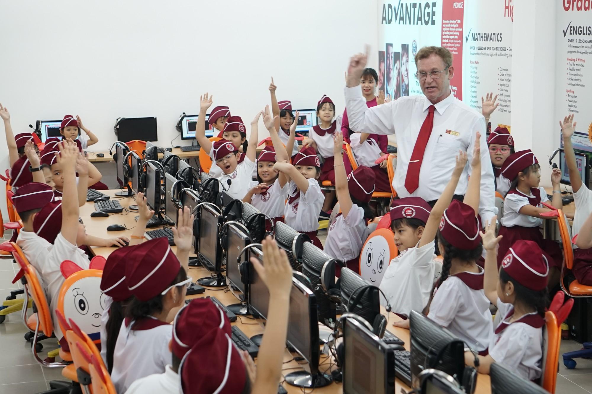 Asian School tiếp tục là trường quốc tế có nhiều giải học sinh giỏi năm 2019 - Ảnh 1.
