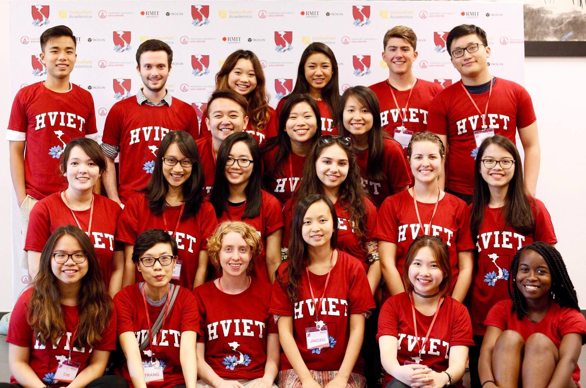SIU đồng hành cùng HVIET mang trải nghiệm Harvard đến Việt Nam - Ảnh 1.
