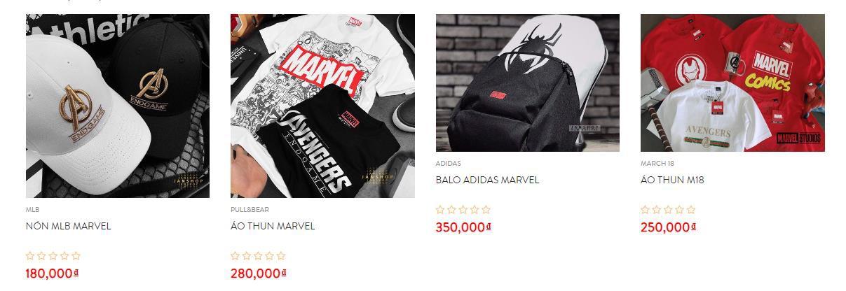 """Mua áo Avengers trên mạng để đi xem Endgame: Bạn có đang """"làm hại"""" các siêu anh hùng? - Ảnh 5."""