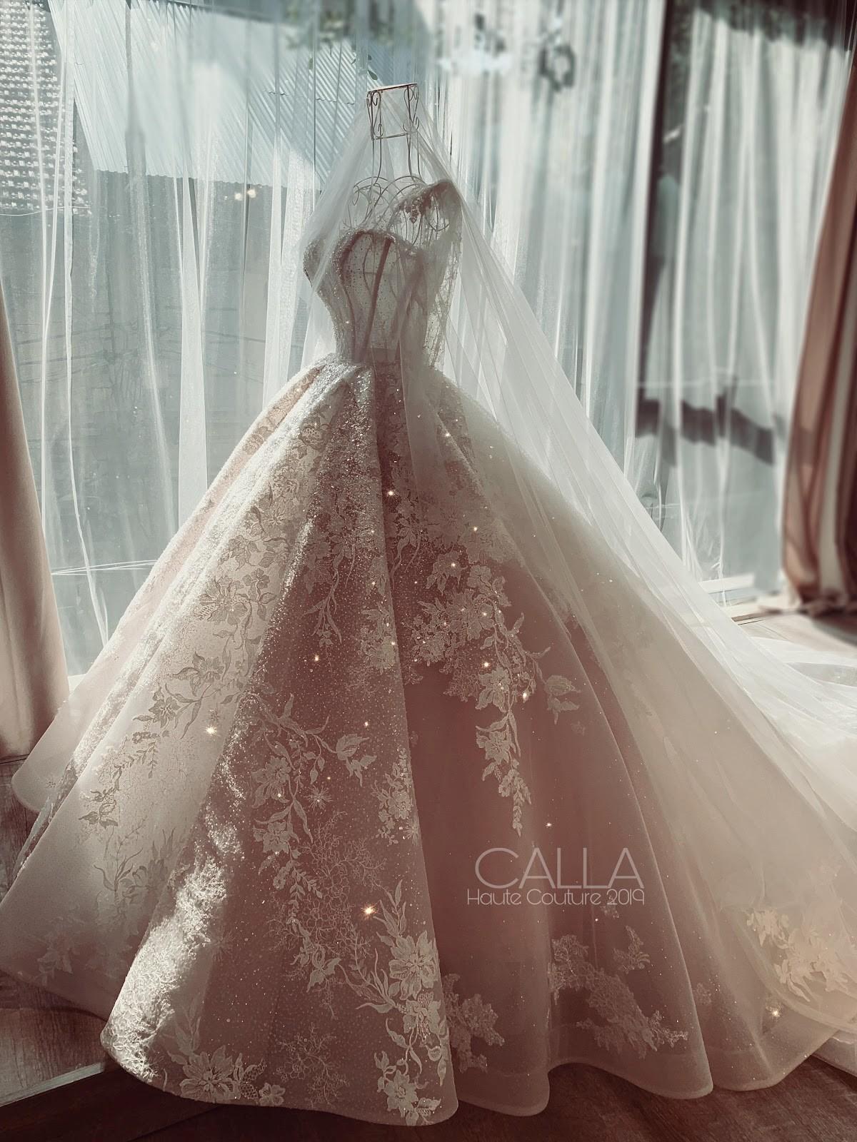 Calla Bridal ra mắt dòng sản phẩm cao cấp Calla Haute Couture 2019 - Ảnh 1.