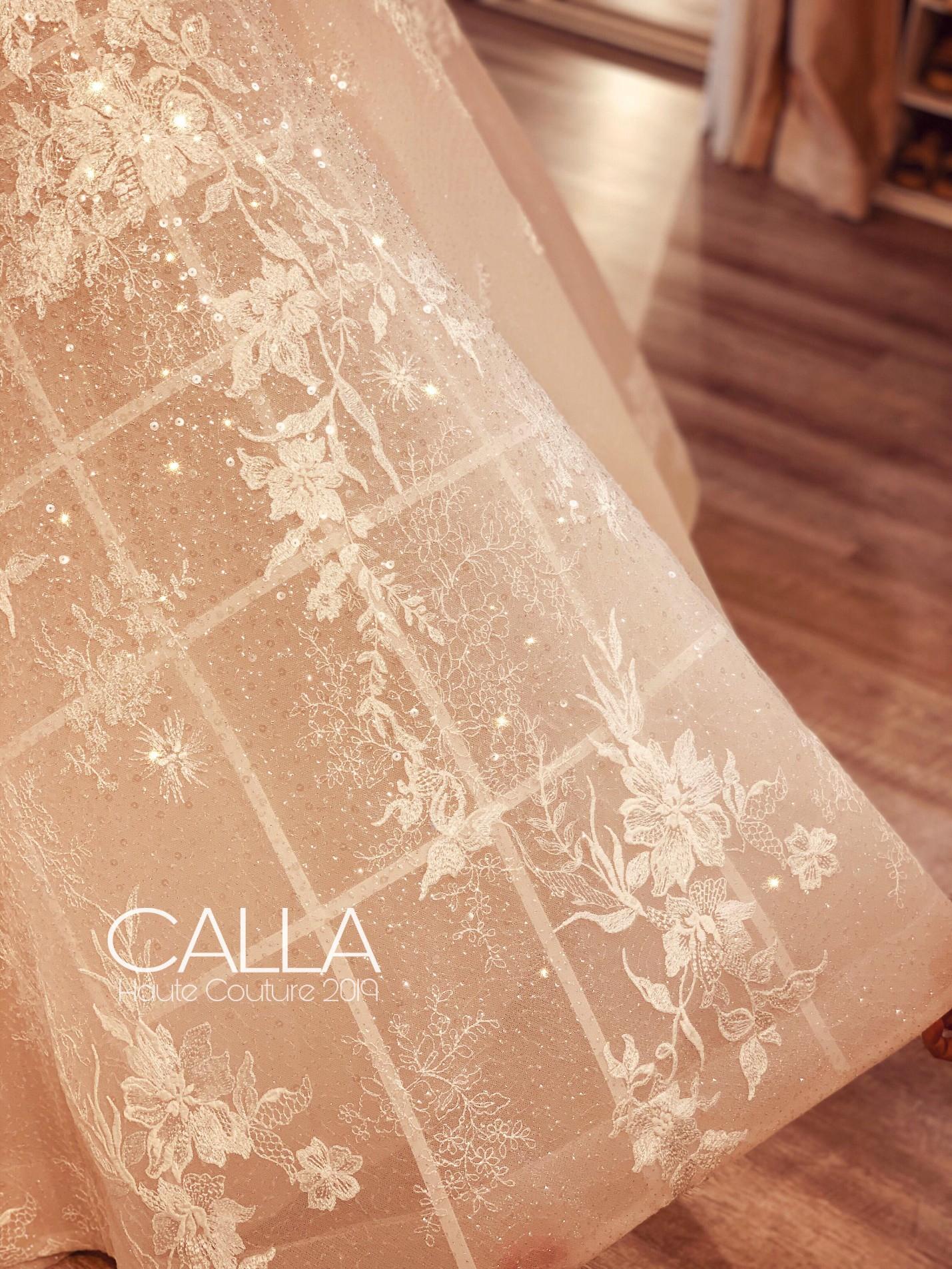 Calla Bridal ra mắt dòng sản phẩm cao cấp Calla Haute Couture 2019 - Ảnh 2.