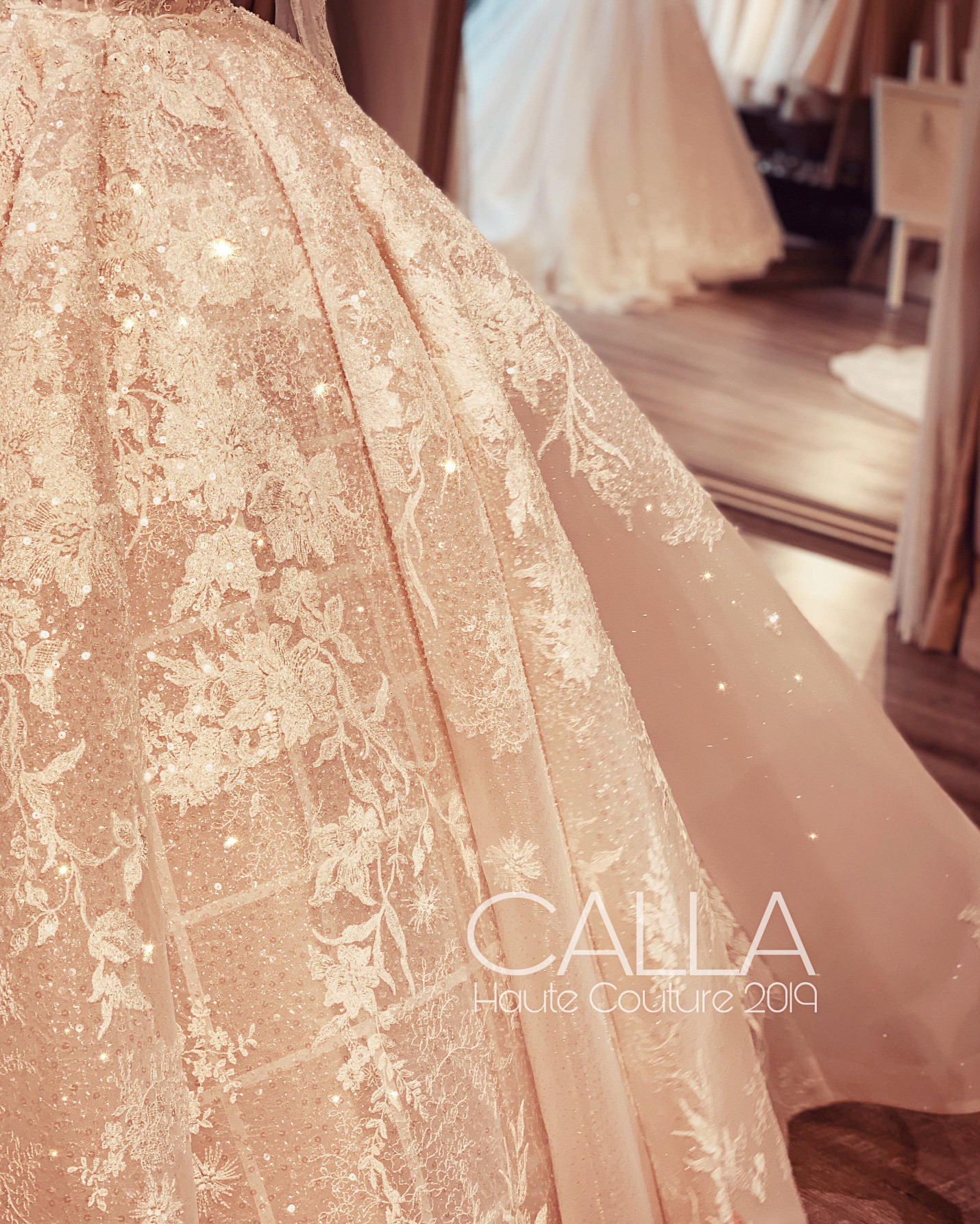 Calla Bridal ra mắt dòng sản phẩm cao cấp Calla Haute Couture 2019 - Ảnh 7.