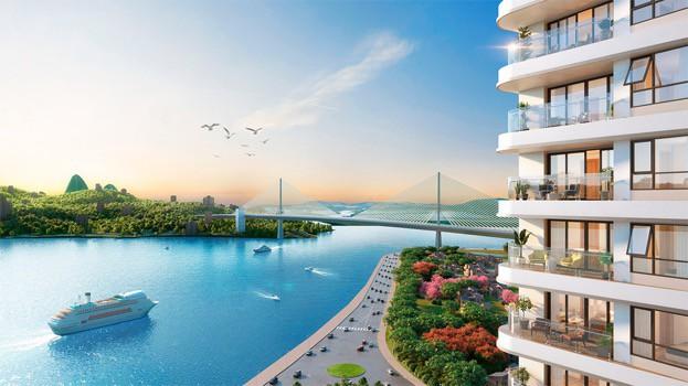 Chớp cơ hội đầu tư từ dự án nghỉ dưỡng Best Western Premier Sapphire Ha Long - Ảnh 1.