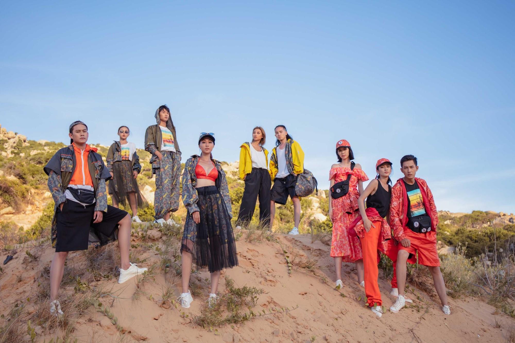 Cư dân mạng xôn xao về fashion film đẹp như mơ kỉ niệm hành trình 10 năm của Couple TX - Ảnh 6.