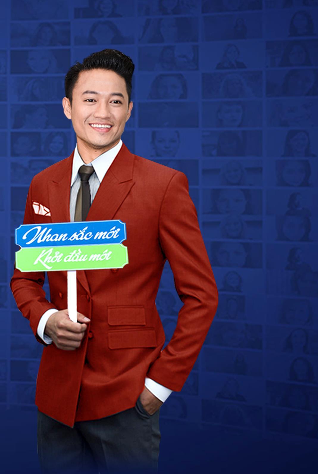 Trước ngày đại hôn, Quý Bình chạy show làm MC chương trình thẩm mỹ miễn phí - Ảnh 1.