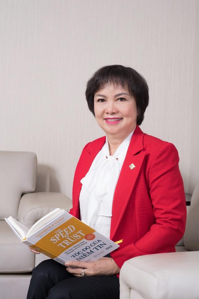 """Chủ tịch PNJ Cao Thị Ngọc Dung: """"Nhanh không có nghĩa là bền vững, nếu không muốn nói là chông chênh"""" - Ảnh 1."""