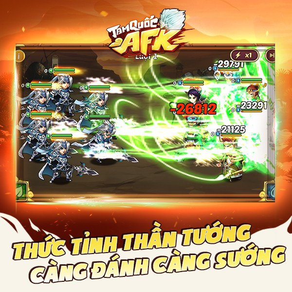 Tam Quốc AFK - Game đấu tướng dành cho người bận rộn chính thức ra mắt tại Việt Nam - Ảnh 5.