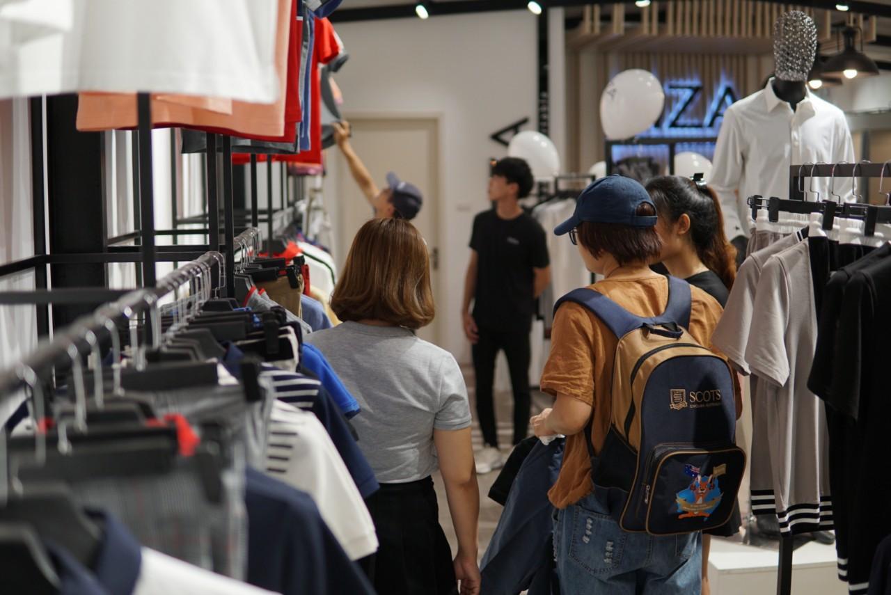 Thương hiệu thời trang nam Ciza ra mắt cửa hàng đầu tiên tại Hà Nội - Ảnh 2.