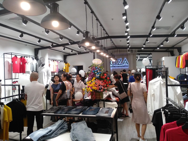 Thương hiệu thời trang nam Ciza ra mắt cửa hàng đầu tiên tại Hà Nội - Ảnh 1.