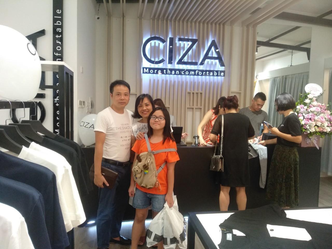 Thương hiệu thời trang nam Ciza ra mắt cửa hàng đầu tiên tại Hà Nội - Ảnh 3.