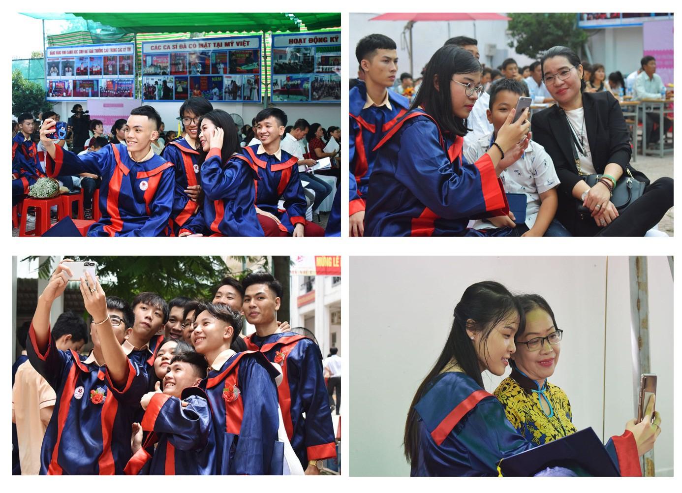 Nước mắt xen lẫn niềm vui trong lễ tri ân và trưởng thành của teen Mỹ Việt - Ảnh 2.