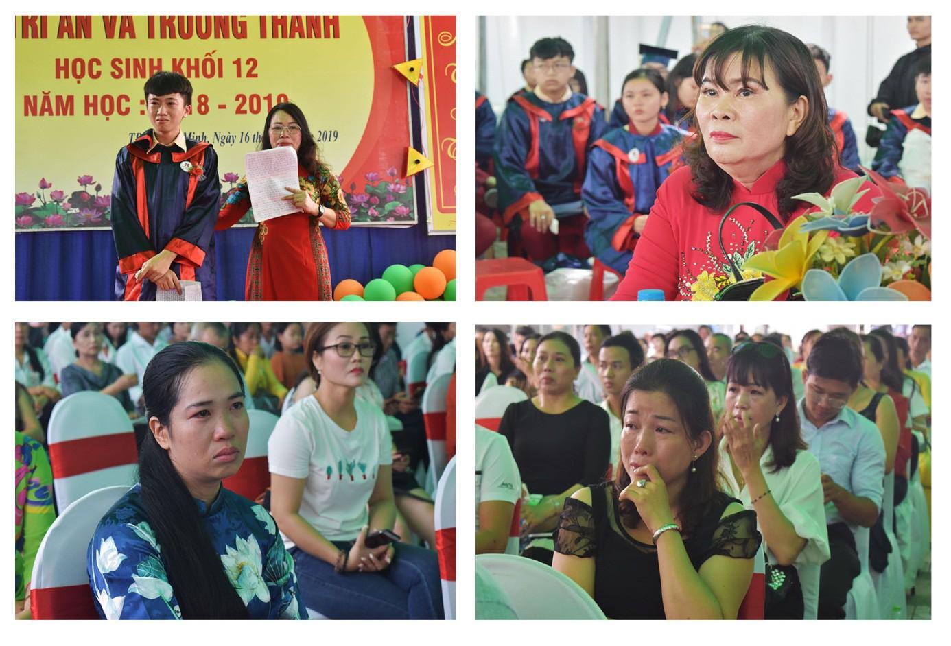 Nước mắt xen lẫn niềm vui trong lễ tri ân và trưởng thành của teen Mỹ Việt - Ảnh 4.