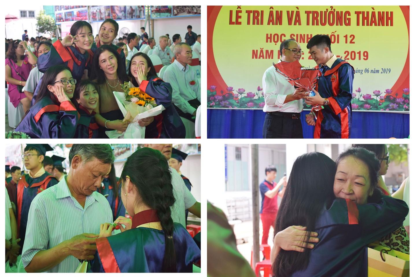Nước mắt xen lẫn niềm vui trong lễ tri ân và trưởng thành của teen Mỹ Việt - Ảnh 8.
