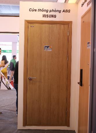 Cửa Hisung Door – thiết kế đa dụng, nâng cao trải nghiệm người dùng - Ảnh 1.