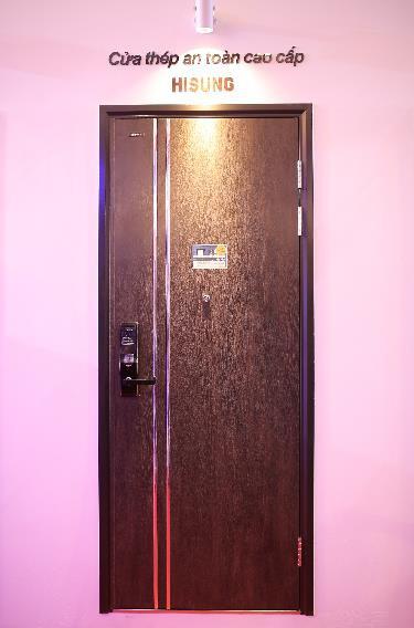 Cửa Hisung Door – thiết kế đa dụng, nâng cao trải nghiệm người dùng - Ảnh 2.