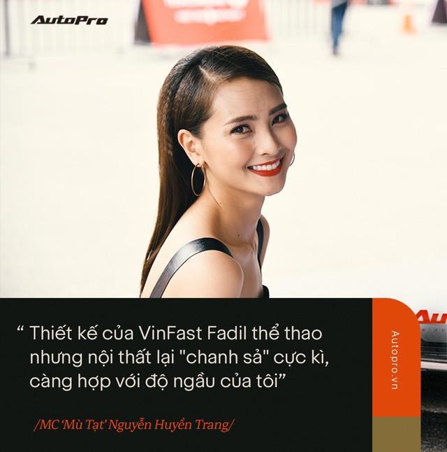 VinFast Fadil đốn tim sao Việt ở những điểm này ngay trong lần trải nghiệm đầu tiên - Ảnh 14.
