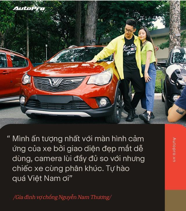 VinFast Fadil đốn tim sao Việt ở những điểm này ngay trong lần trải nghiệm đầu tiên - Ảnh 17.
