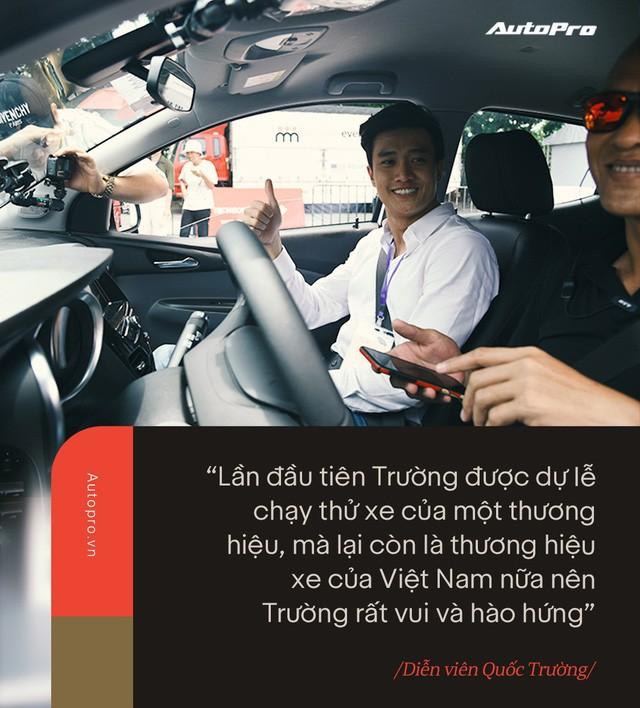 VinFast Fadil đốn tim sao Việt ở những điểm này ngay trong lần trải nghiệm đầu tiên - Ảnh 3.